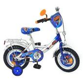 Велосипед детский мульт 12 д. P1248T
