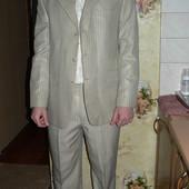 Мужской костюм на свадьбу выпускной любое торжество