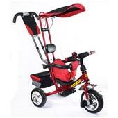 Велосипед трехколесный Tilly Combi Trike, 4 цвета