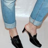 Туфли 40 р Gabor Германия кожа полная оригинал