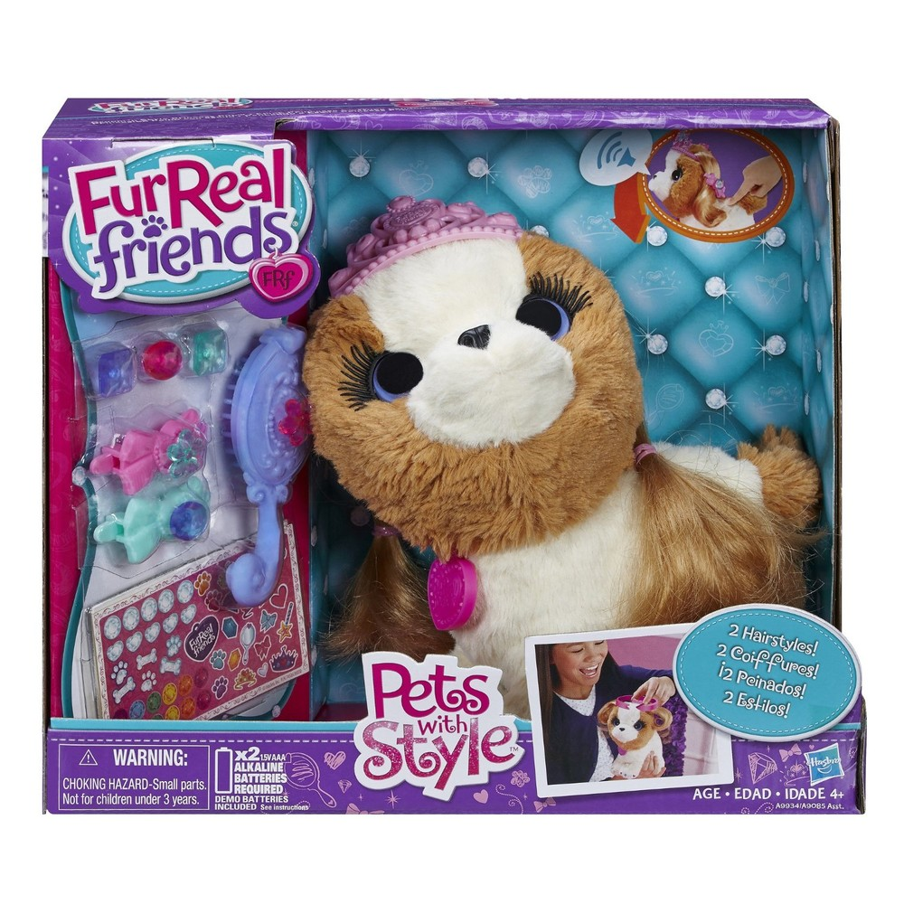 Furreal friends фото №1