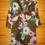Красивое легкое платье 44 размера New Look