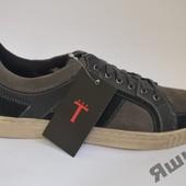 Спортивные туфли GEMO натур кожа 45р.