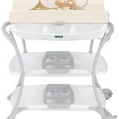 CAM Nuvola - пелинальный столик с ванночкой для купания итальян