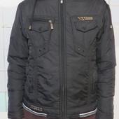 Куртка мужская демисезонная, размер L (52 размер) состояние отличное