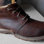 № 2056 Ботинки  Caterpillar Harding 45-47 кожа , черевики