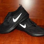 Мужские кроссовки Nike сетка 44,46р. Распродажа!