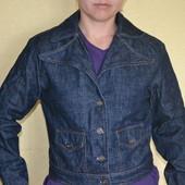 продам класну джинсову куртку жакет, розмір М