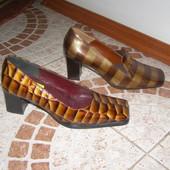 Туфлі 36 ромір шкіра Італія в асортименті див фото