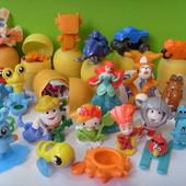 Игрушки из Киндер сюрприз