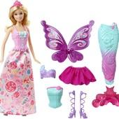 Набор Барби Barbie сказочное перевоплощение