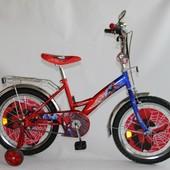 Велосипед Спайдермен 14 BT-CB-0007