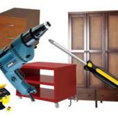 Встановлення, збирання та ремонт меблів. Ужгород