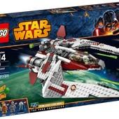 Lego Star Wars 75051 Разведчик-истребитель Джедаев. В наличии
