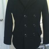 Мужское кашемировое пальто 46-48 размер, смотрите замеры
