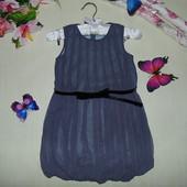 Платье M&S 3-4г(98-104см)Мега выбор обуви и одежды!