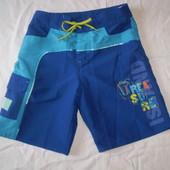 яркие пляжные шорты  Mini Ungava р.7
