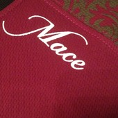 футболка для спорта Mace