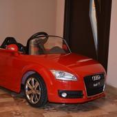 Электромобиль Audi TT