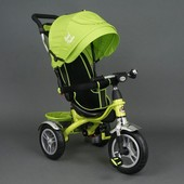 Трехколесный велосипед Best Trike 5388 надувные колеса