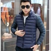Куртки мужские новые демисезонки ,евро-зима