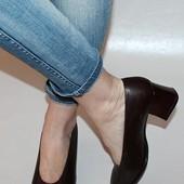 Туфли 39 р Roberto Santi Италия кожа полная оригинал