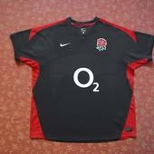 Спортивная мужская футболка Nike размер L, б/у.