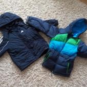 куртки 7-8лет