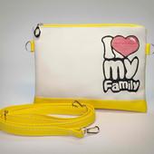 Стильная сумочка для девочки