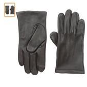 Кожанные перчатки с Touchpoint с тач-скрин технологией,США