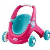 Ходунки коляска для пупса Minikiss Smoby 210202