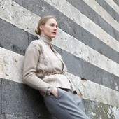 Katia Serafini 100% Giza Cotton 38-размер. Оригинал.Италия