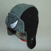 Флисовая шапка на объём 48-50см.Мега выбор обуви и одежды!