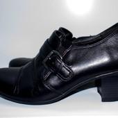 Ботильоны туфли Footglove 37,5-38р Кожа