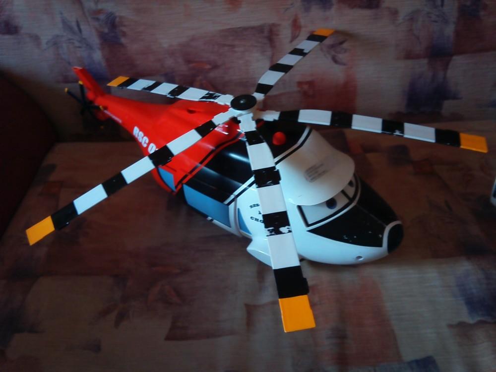 Диноко вертолет кейс тачки фото №1