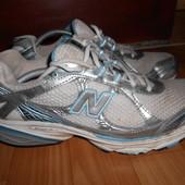 Беговые кроссовки New Balance 665.40,5 размер.27см.Оригинал.