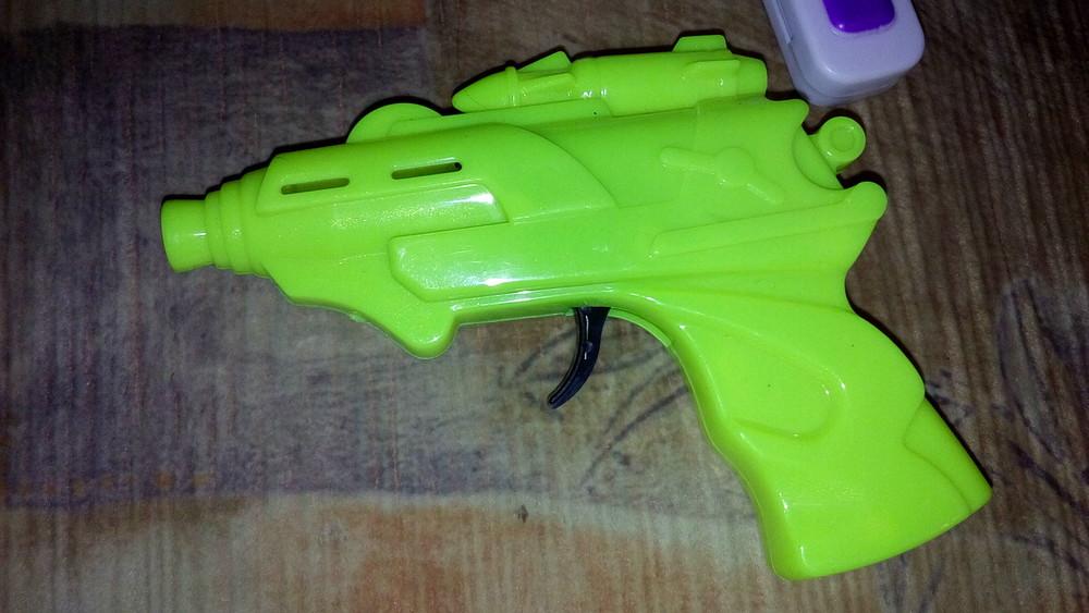 Пистолет фото №1
