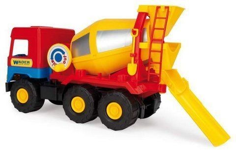 Бетономешалка wader middle truck 39223 фото №1