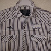 Рубашка Lawman jeans р.М (длинна 71см, рукава 66, ог 104, плечи 43, ворот 42см) состояние идеальное.