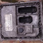 Блок управления двигателем Smart Fortwo 450