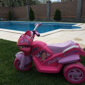 Пег перего мотоцикл для девочки