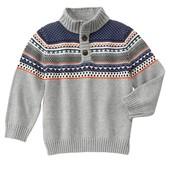 Стильный свитер 4Т Джимборри