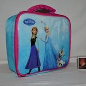 Ланч бокс термосумка сумка с холодное сердце Эльза и Анна Дисней Disney