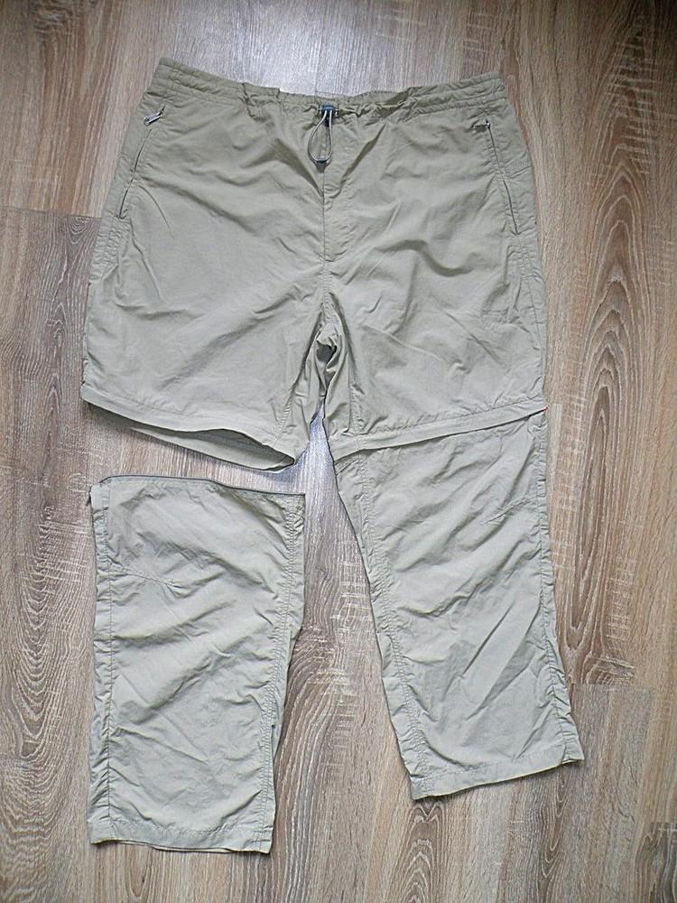 Штаны-шорты Rohan. фото №1