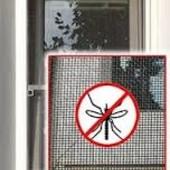 Противомоскитная сетка для окон и дверей, ширина 1,2 м
