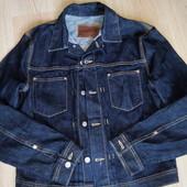Джинсовая куртка Н&М р.L