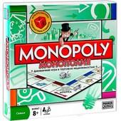 Монополия + скоростной кубик. Настольная экономическая игра