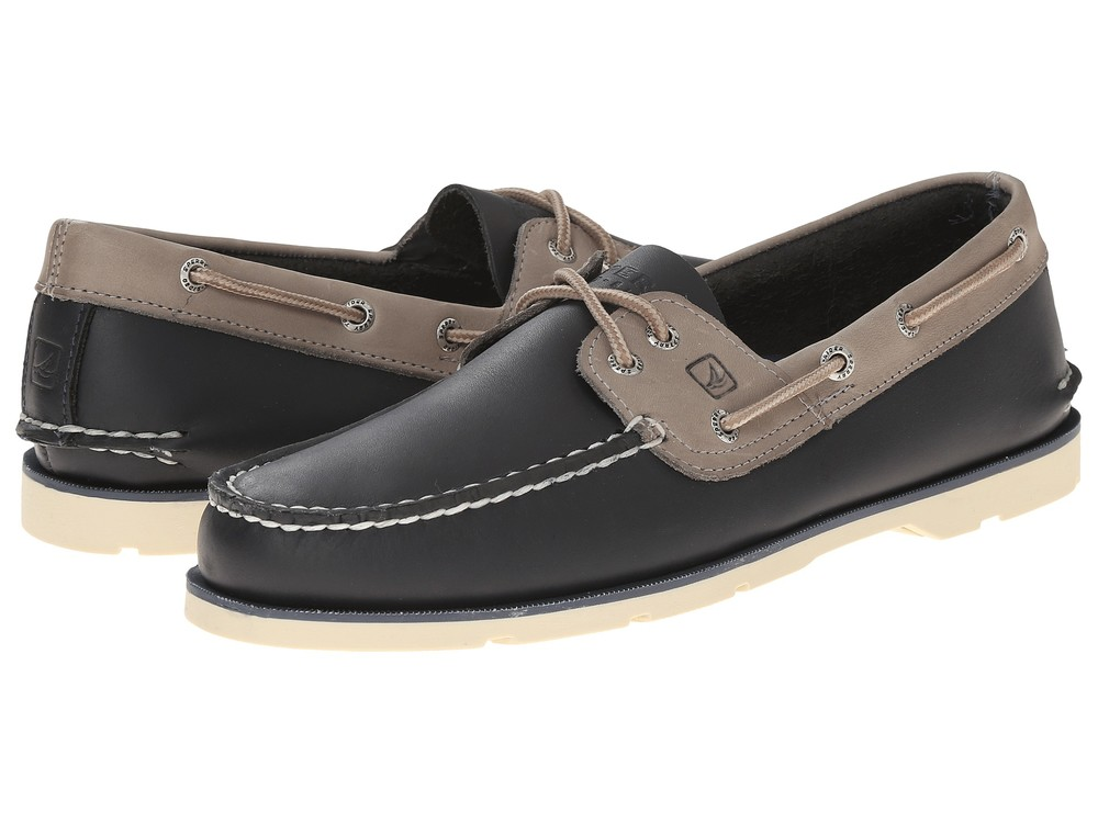 Мужские мокассины Sperry top-sider cперри топ-сайдер Sperry Leeward 2-Eye оригинал фото №1
