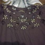 нарядная блузка- туника