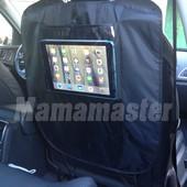 Защитный чехол для спинки   автомобильного сидения с карманом для планшета